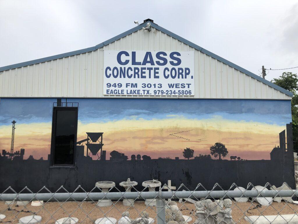 Class Concrete